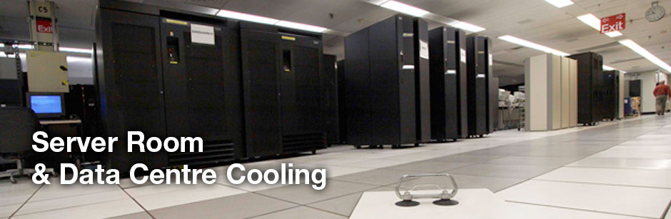 server room data centre cooling